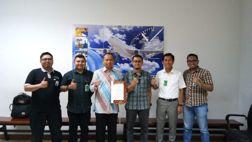 Kembangkan Program Pendidikan, UBL Gandeng GMF Aero Asia