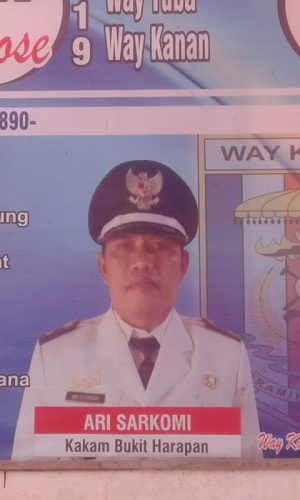 Kakam Bukit Harapan Ancam Bunuh Wartawan