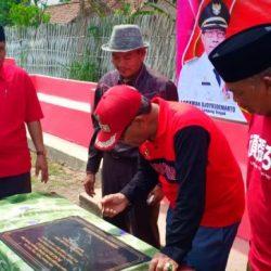 Bupati Lamteng Resmikan Stadion Mini Panji Manunggal