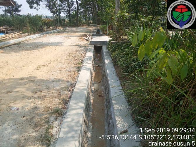Desa Batangharjo Giat Membangun Desa