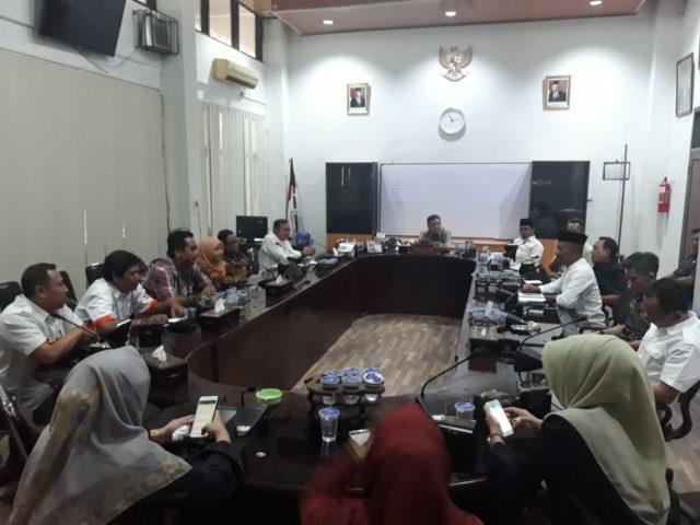 DPRD Metro Siap Dukung KPU Wujudkan Pilkada 2020 Bersih dan Berintegritas