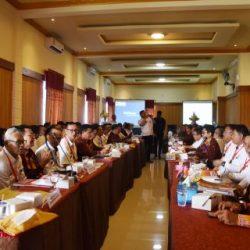 Pemkot Metro Gelar Rapat Koordinasi FORSESDASI Tahun 2019