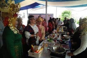 PLN Lampung Gelar Lomba Masak dan Lomba Fashion