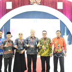 Lampung Timur Terima Penghargaan Kabupaten Peduli HAM