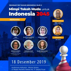 Nunik Bakal Menjadi Salah Satu Pembicara Seminar 100 Tahun Indonesia