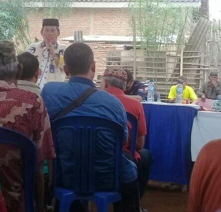 Pembagian Sertifikat Tanah PTSL di Kotabumi Udik Telah Terlaksana