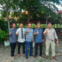 FPII dan Team Joker Way Kanan Ngopi Bareng