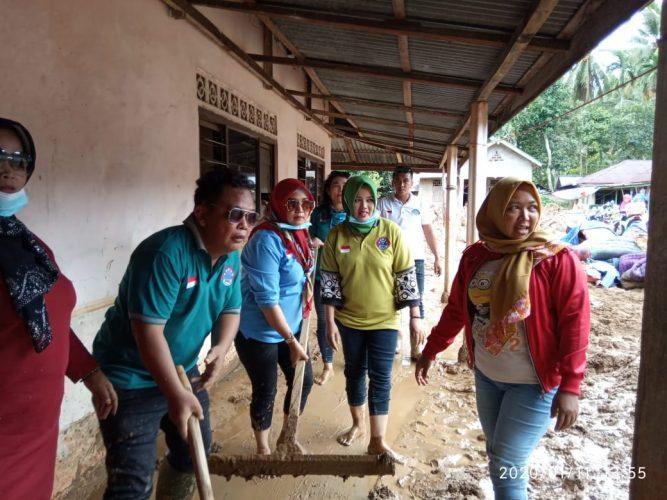 Kondisi Jalinbar Pasca Bencana Banjir Sudah Mulai Kondusif