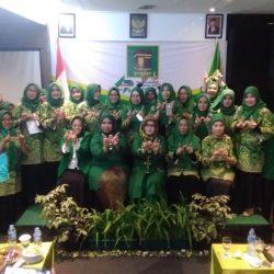 Wanita Persatuan Pembangunan Provinsi Lampung Resmi Dilantik di Hotel Wizz Prime