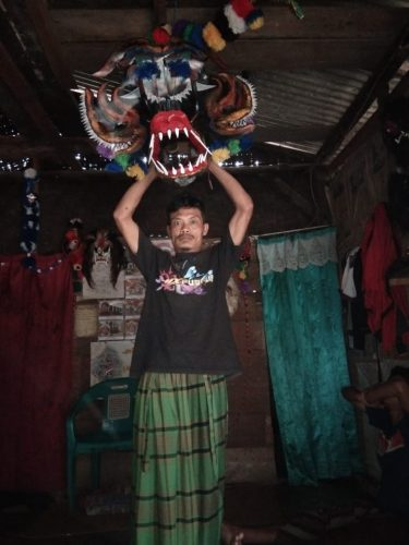 Panji Ingin Lestarikan Budaya Tradisional
