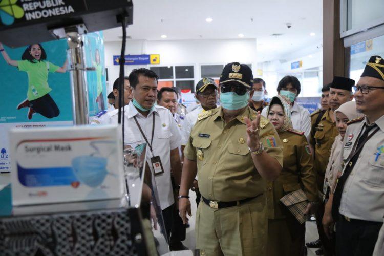 Gerak Cepat Hadapi Virus Corona, Gubernur Arinal Terapkan 3 Langkah Antisipasi