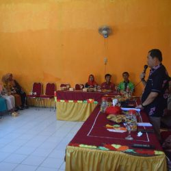 Wakil Bupati Hadiri Rakor Bulanan Kecamatan dan Sosialisasi Pilihan Kepala Pekon se-Kecamatan Wonosobo
