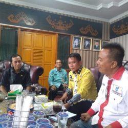 DPRD dan AJO Indonesia Lampung Utara Bahas Program Kerja