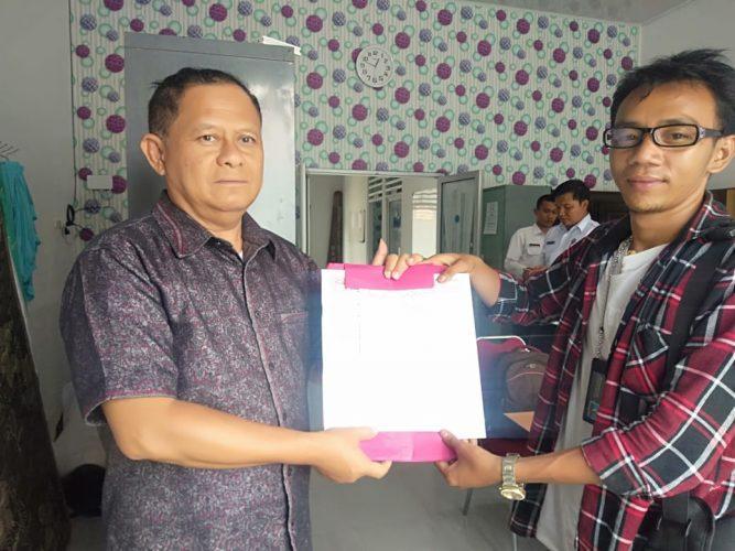 FPII Way Kanan Kunjungan Kerja ke BNN