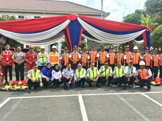 Kepala KSOP Panjang Buka Kegiatan Bulan Bhakti K3