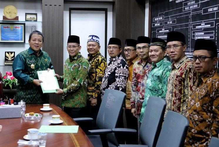 Lampung Tuan Rumah Muktamar NU ke-34, Presiden dan Wapres Diagendakan Hadir