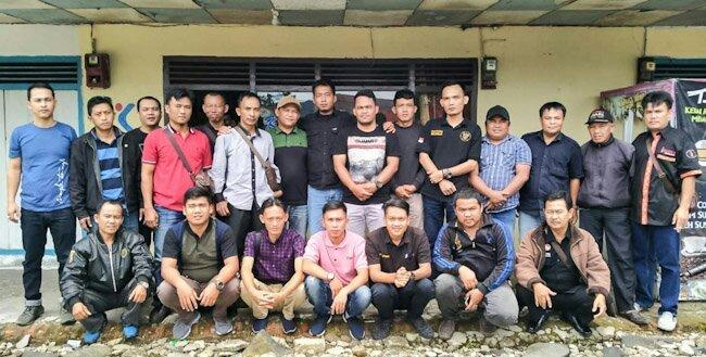 Satukan Visi-Misi, Puluhan Wartawan Online di Lampung Barat Bentuk IWO