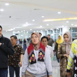 Dukung Penuh Pers sebagai Mitra Pemerintah, Wagub Nunik Hadiri HPN 2020 di Kalimantan Selatan