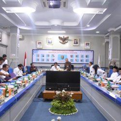 Gubernur Arinal Pimpin Rapat Umum Pemegang Saham Luar Biasa Bank Lampung