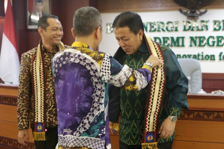 Gubernur Arinal Ajak Perguruan Tinggi Bersinergi Cegah Korupsi di Daerah