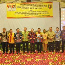 Pemprov Lakukan Rakor Bidang Kominfotik se-Provinsi Lampung