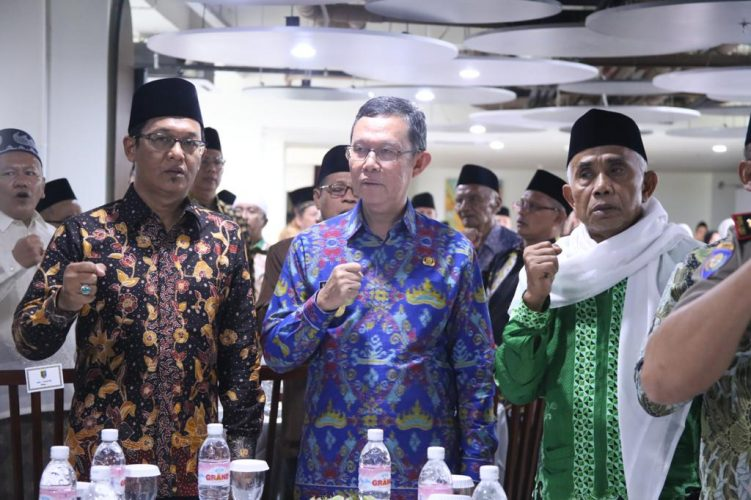 Muskerwilsus NU Lampung ke-34, Gubernur Ajak Kalangan Nahdliyin Bahu Membahu Sukseskan Muktamar NU Oktober 2020