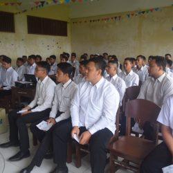 Tes CPNS Kabupaten Tanggamus Dimulai