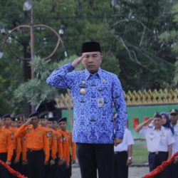 Bupati Raden Adipati Pimpin Upacara Peringatan Hari Kesadaran Nasional