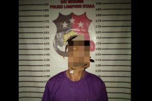Korupsi DD, Oknum Kades Talang Jembatan Diamankan SatReskrim Polres Lampura