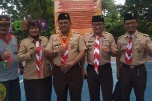 SMAN 6 Metro Helat Ambalan Raden Fatah dan Nyi Ageng Serang