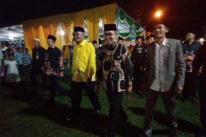 Sempat Hujan, MTQ ke XVI Tahun 2020 Lampung Timur Resmi Dibuka