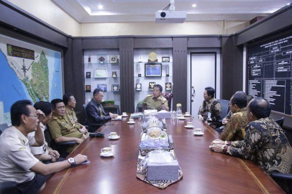 Gubernur Arinal Imbau Wajib Pajak Segera Laporkan SPT Secara Online