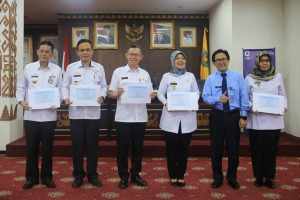 Kanwil Direktoral Jenderal Pajak Apresiasi Pemprov Lampung dalam Pelaporan SPT