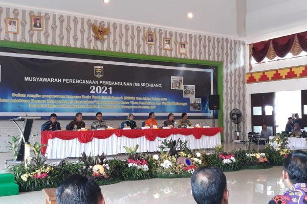 Pemkot Metro Gelar Musrenbang 2021